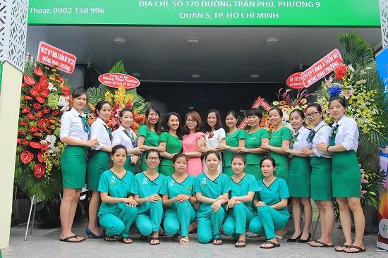 Ưu đãi KHỦNG – mừng khai trương Thu Cúc Quận 5 Sài Gòn