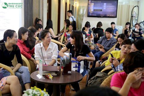 Thu Cúc Sài Gòn là địa chỉ được đông đảo chị em lựa chọn để làm đẹp