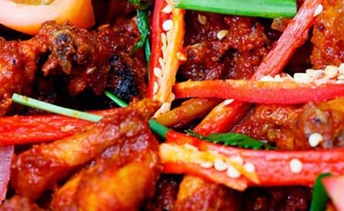 Thực phẩm cay nóng sẽ không tốt cho làn da sau trị tàn nhang