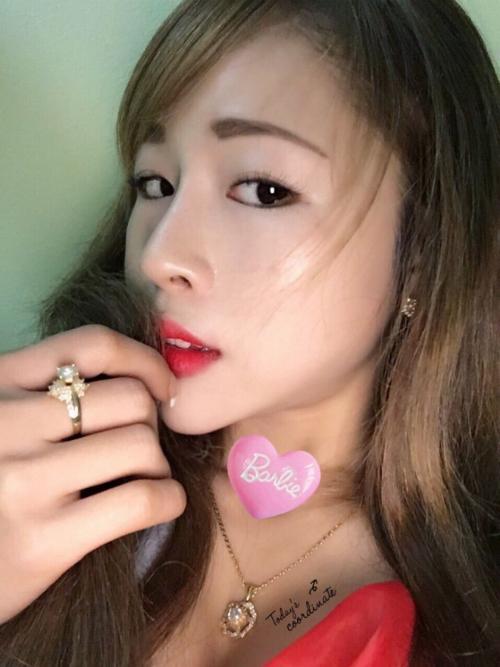 Cô nàng 9x Triệu Huế đẹp hút mắt nhờ phẫu thuật thẩm mỹ