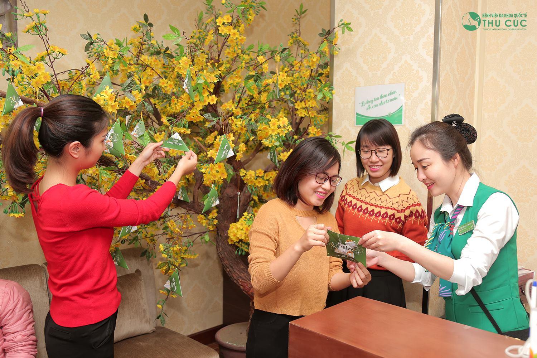 Nhận lì xì giảm đến 50% chi phí khi làm đẹp tại Thu Cúc dịp năm mới