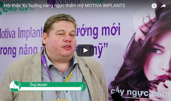 Hội thảo Xu hướng nâng ngực thẩm mỹ MOTIVA IMPLANTS