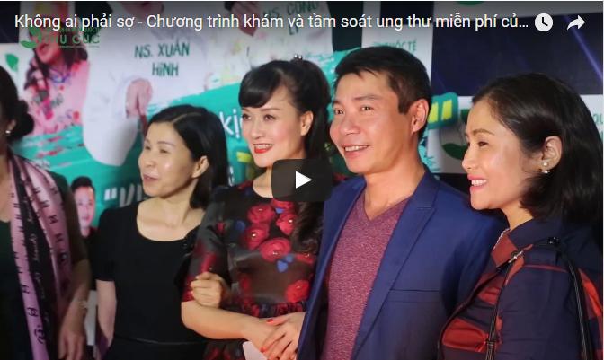 Chương trình không ai phải sợ diễn ra tại thành phố Bắc Ninh