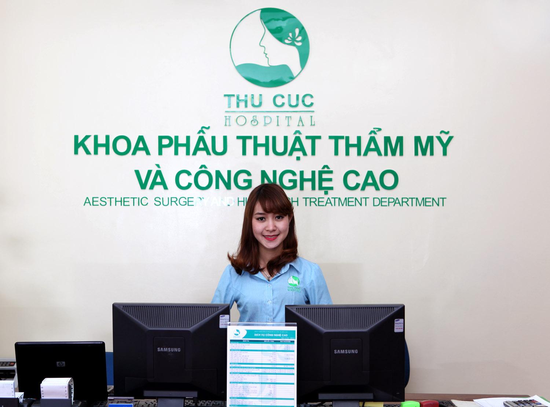 Giới thiệu Khoa Phẫu Thuật Thẩm Mỹ Thẩm mỹ Thu Cúc Sài Gòn