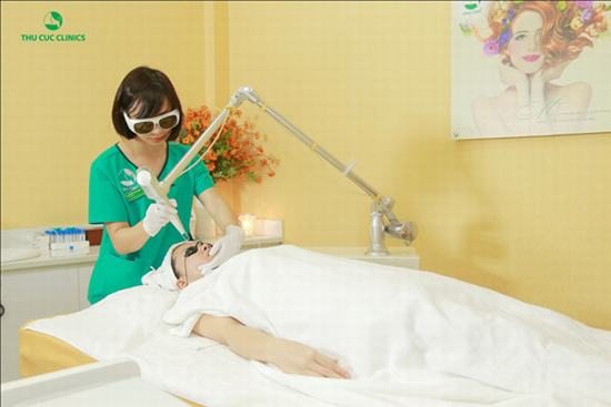 Các chuyên gia thẩm mỹ hàng đầu thế giới đã nghiên cứu và cho ra đời phương pháp trị sẹo Laser CO2 Fractional.