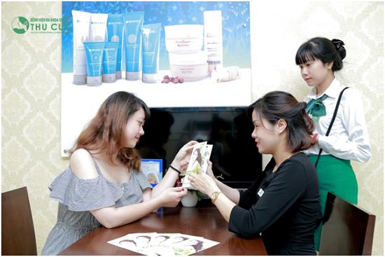 Mai Phương là 1 trong rất nhiều khách hàng đã đăng kí trải nghiệm dịch vụ Detox Colon Hydrotherapy tại Thu Cúc.