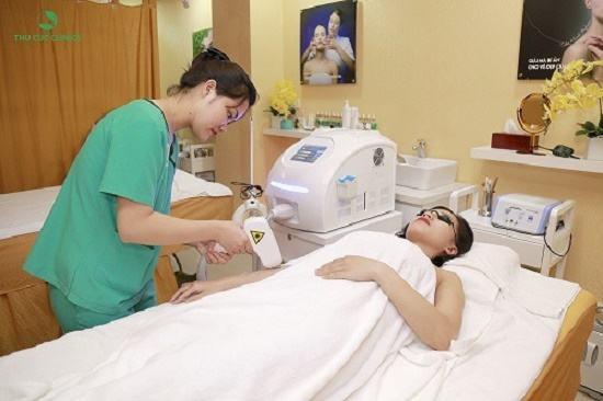 Các chuyên gia đã nghiên cứu và cho ra đời phương pháp triệt lông Laser Diode.