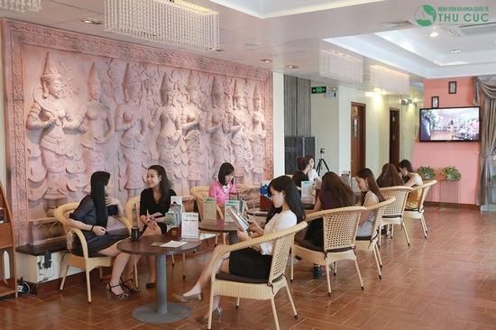 Thu Cúc Sài Gòn là một địa chỉ làm đẹp của nhiều chị em.