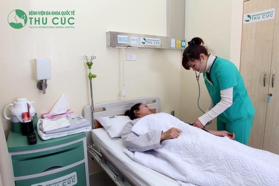 Sau khi vết mổ đã không còn đau, bạn nên đến cơ sở y tế để kiểm tra xem vết mổ đã lành chưa.