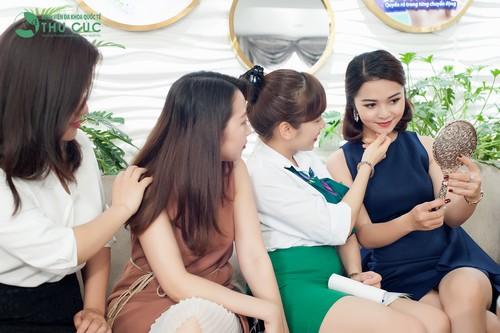 Thu Cúc là địa chỉ làm đẹp tin cậy của hàng triệu phụ nữ Việt.