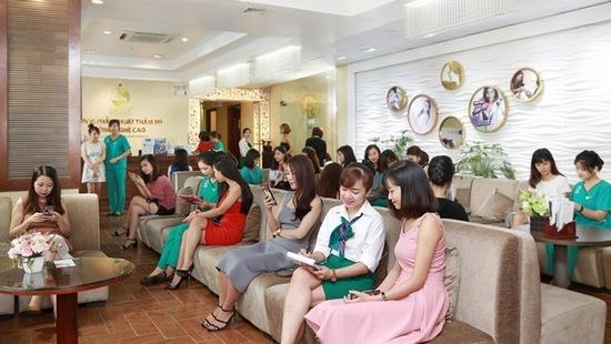 Thẩm mỹ Thu Cúc: Thương hiệu làm đẹp tin cậy cho phụ nữ Việt