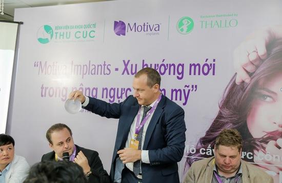 Thẩm mỹ Thu Cúc đang có những bước đi vững chắc trong việc xây dựng thương hiệu, uy tín ở lĩnh vực làm đẹp