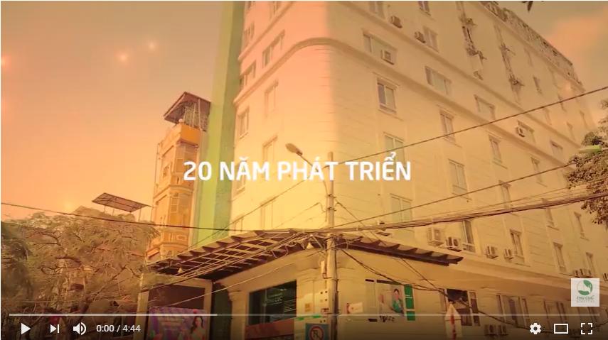 Thương hiệu Thu Cúc 20 năm phát triển [English Sub and Vietnamese Off]