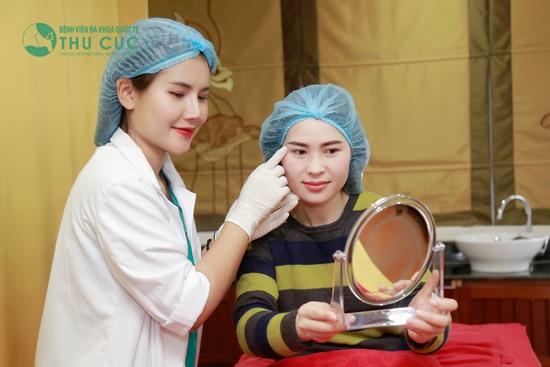 Đẹp không góc chết với dịch vụ phun xăm chuyên gia Thái Lan tại Thu Cúc
