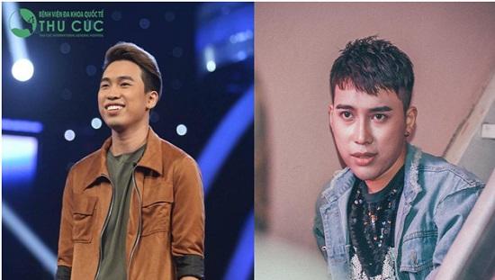 """Làm đẹp theo combo đang dần """"lên ngôi"""" vào năm 2018. Chàng trai Top 3 Vietnam Idol Đinh Quang Đạt được xem là một trong những người mở màn cho xu hướng này."""