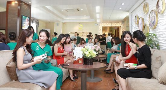 Bệnh viện Thu Cúc là nơi được nhiều cô gái tin tưởng để làm đẹp