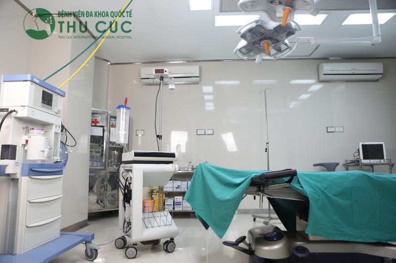 Dịch vụ nâng mông là đại phẫu được thực hiện tại Bệnh viện theo đúng chuẩn quy định của ngành Y tế