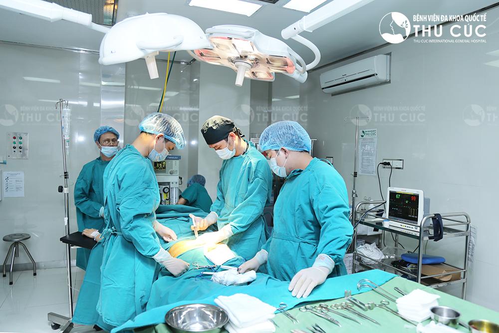 Gây mê giúp khách hàng dễ chịu và thoải mái trong quá trình phẫu thuật