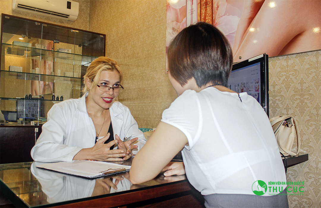 Khách hàng sẽ được tư vấn đầy đủ, cụ thể về dịch vụ trước khi thực hiện