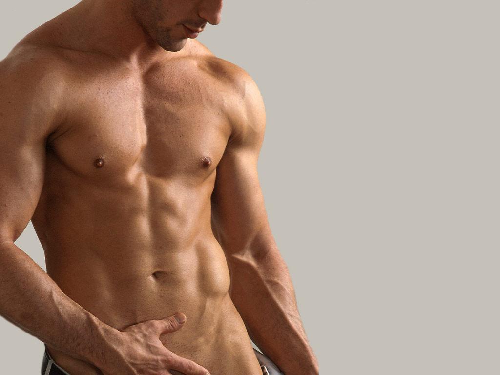 Sau phẫu thuật, vùng ngực trở lại hình dáng tự nhiên, làm tăng sự nam tính, quyển rũ