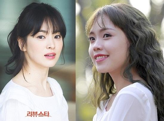 """Những 9X sở hữu mắt đẹp không kém Song Hye Kyo trong """"Hậu duệ mặt trời"""""""