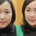 """Màn """"lột xác"""" lông mày đẹp tự nhiên của bà mẹ 8X Thanh Loan"""