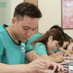 Nhiều Việt kiều học phun xăm thẩm mỹ tại Thu Cúc
