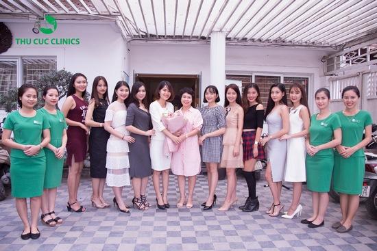 Bệnh viện ĐKQT Thu Cúc đồng hành cùng Miss Photo 2017